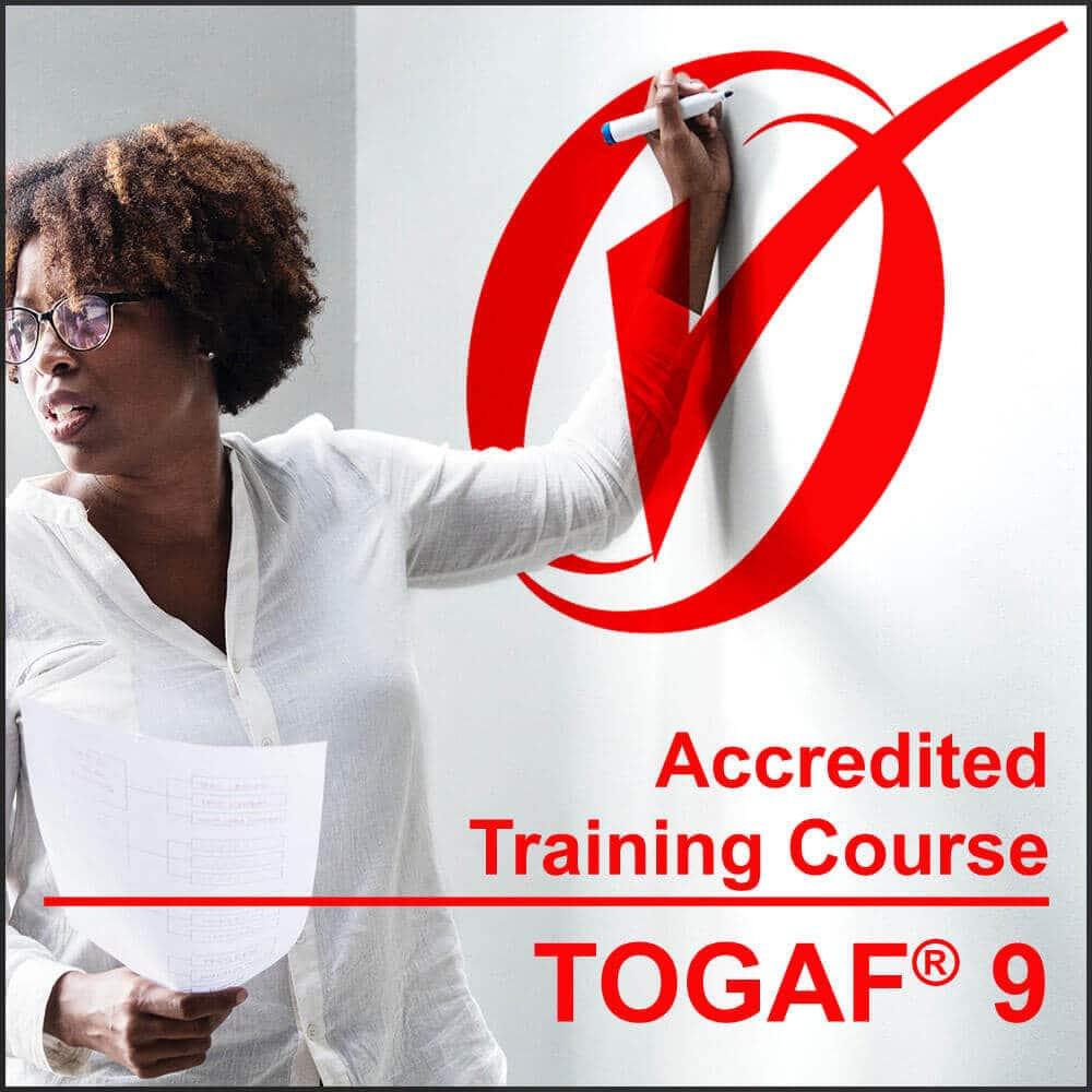 TOGAF® 9 Classroom training registration complete!