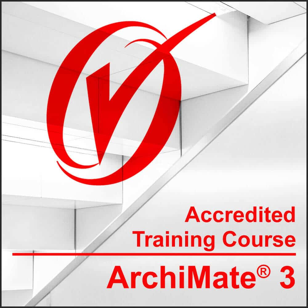 ArchiMate® 3 Training Course Classroom De internationale grafische taal voor het modelleren van enterprise-architecturen. Wij certificeren u in 3 dagen!