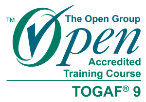 The TOGAF® 9 Training of The Unit Company is accredited by The Open Group