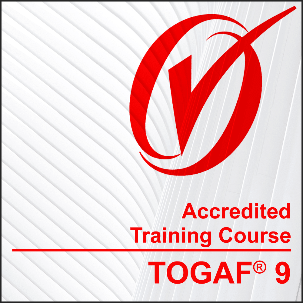 TOGAF® 9.2 Classroom Training The most used Enterprise Architecture framework in the world. We will get you ready for certification in only 4 days!