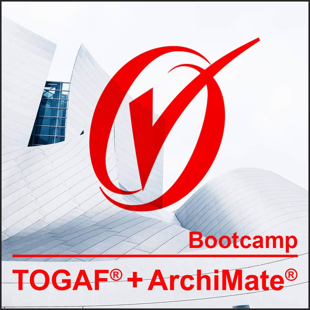 Bootcamp TOGAF® & ArchiMate® Classroom Training The complete package: we get you TOGAF® & ArchiMate® certified ready in only 6 days!