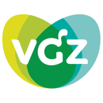 VGZ Logo - The Unit Company