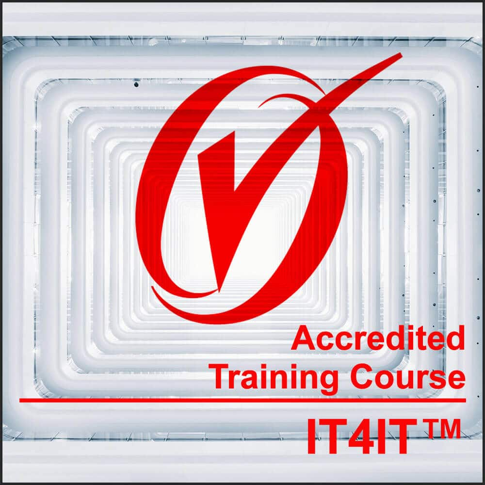 IT4IT™ Classroom Training registration complete!