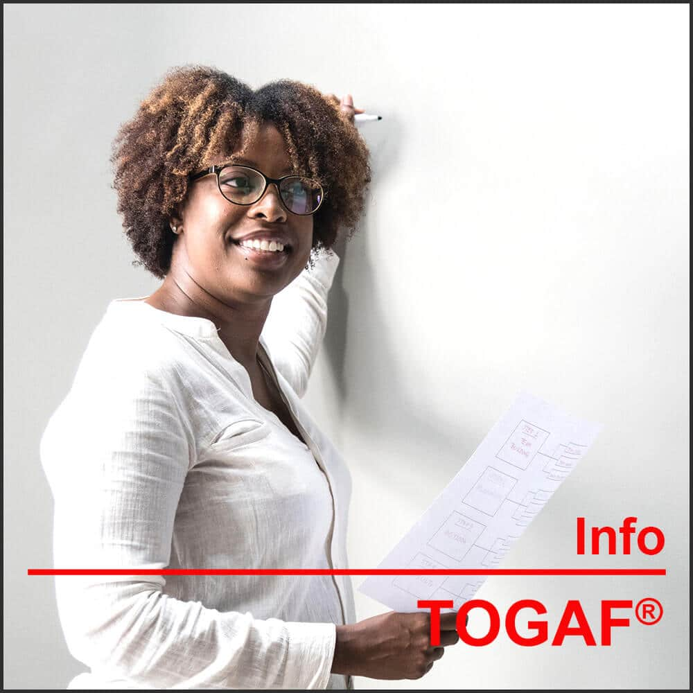 General information TOGAF® Learn more about TOGAF® 9.2, the training and your route to certification