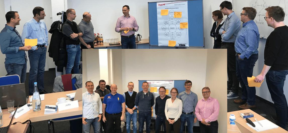 TOGAF® 9.2 in München im November 2018