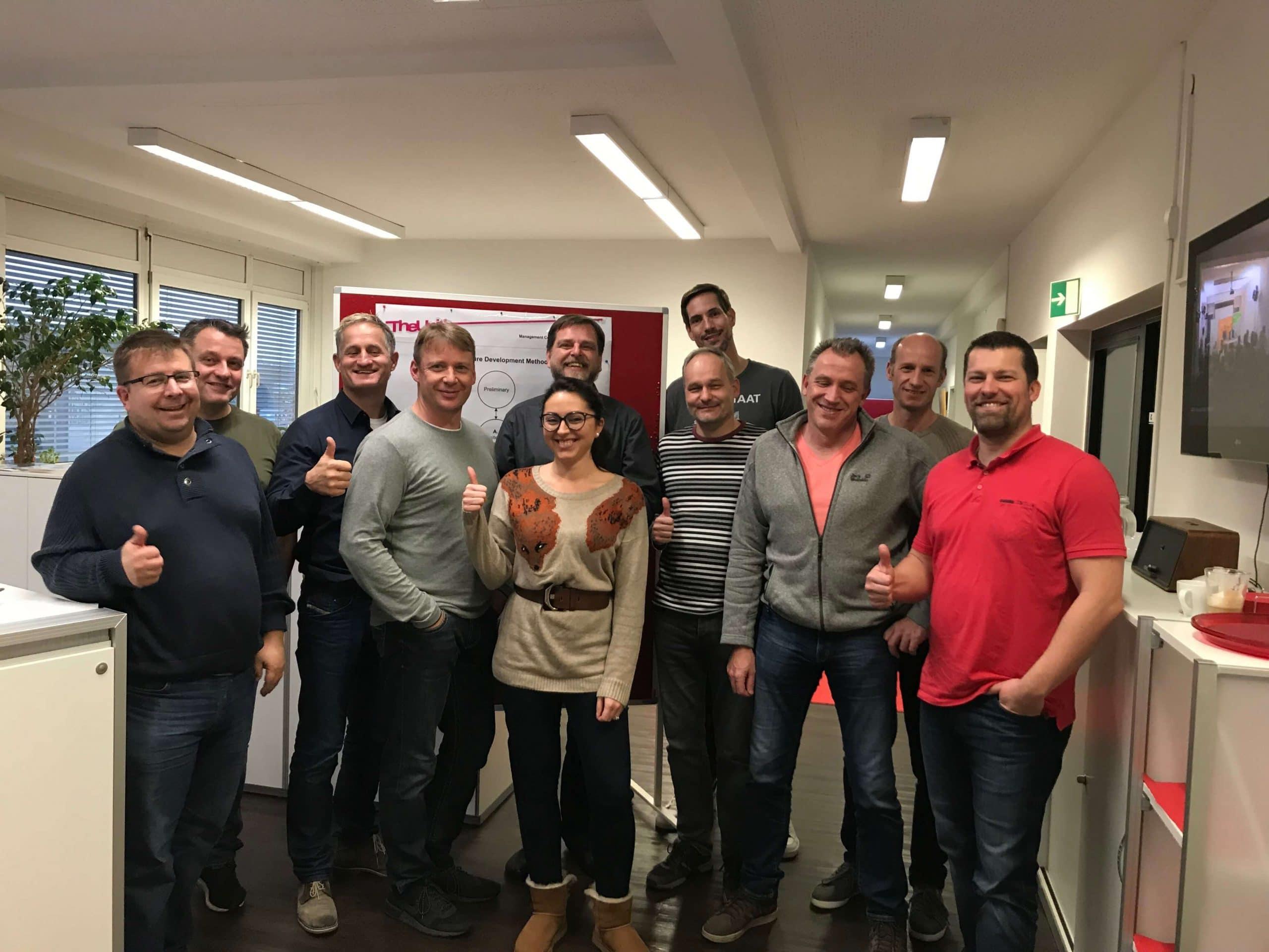 TOGAF® 9.2 Dezember 2018 in Frankfurt