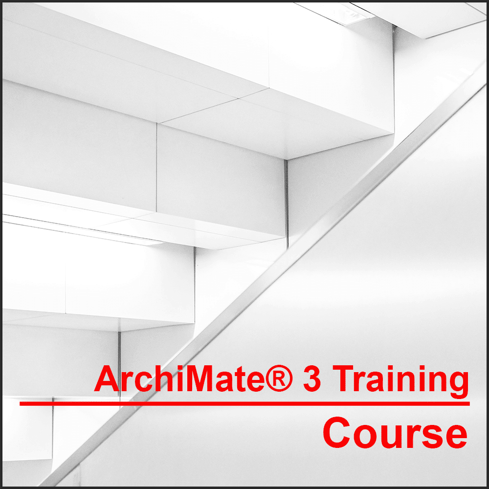 ArchiMate® 3 Training Course Die internationale Grafiksprache zur Modellierung von Unternehmensarchitekturen. Wir zertifizieren Sie in 3 Tagen!