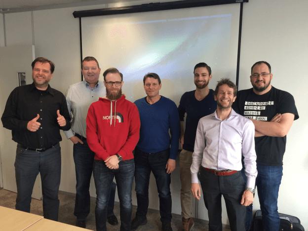 Zweite TOGAF® Training Lieferung Frankfurt 2017