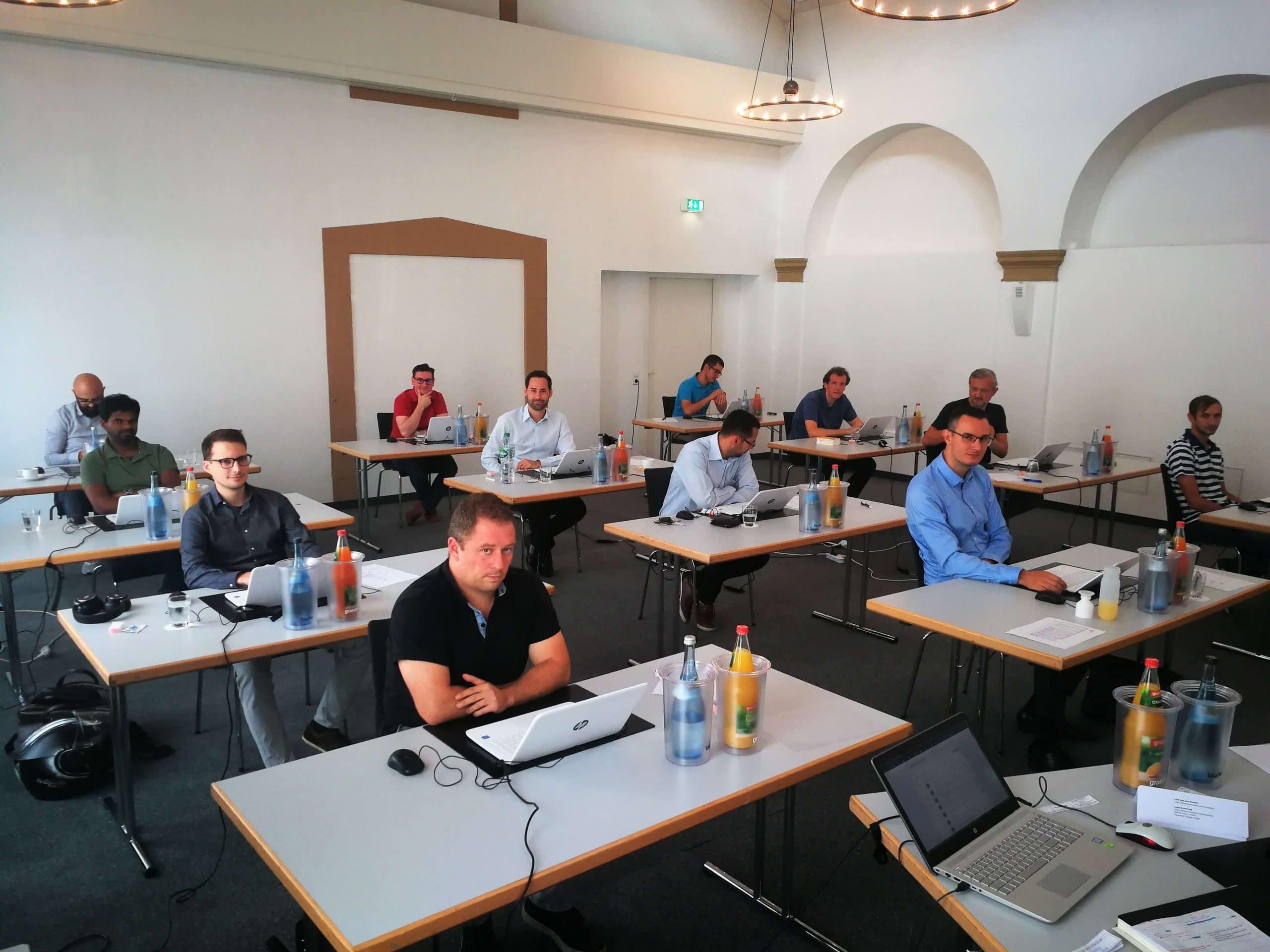 TOGAF® 9.2 August 2019 Ludwigsburg MHP incompany Erste Inhouse-Schulung für MHP