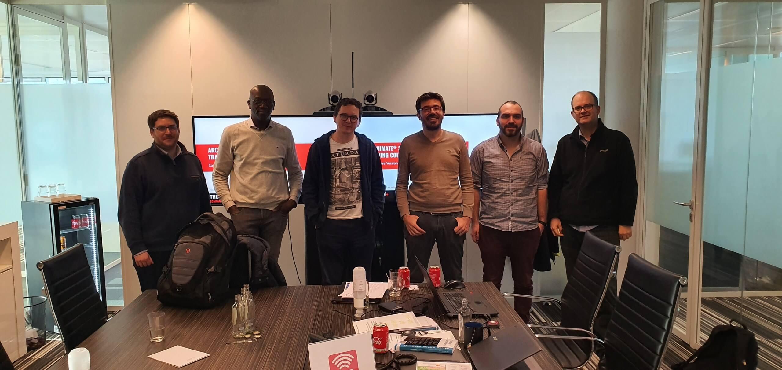 ArchiMate® 3 Training February 2020 – Utrecht & Brussels